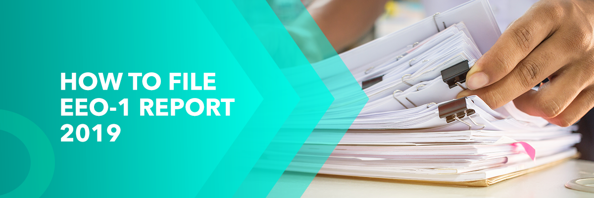 How to File EEO-1 Report 2019