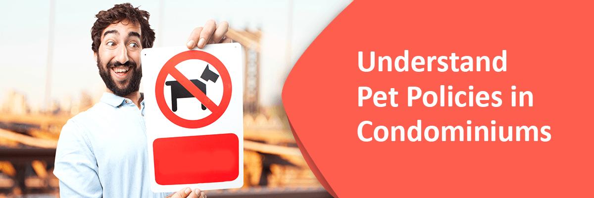 Understand Pet Policies in Condominiums