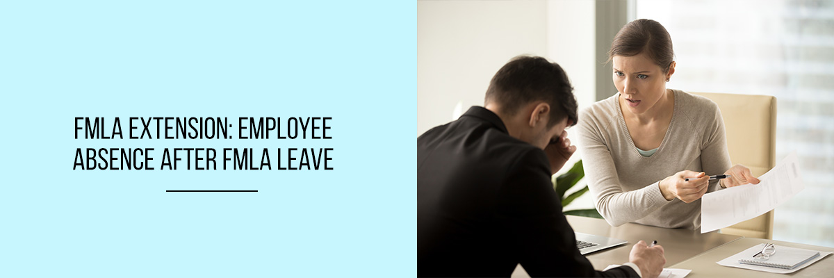 FMLA-Extension-Employee-absence-after-FMLA-leave