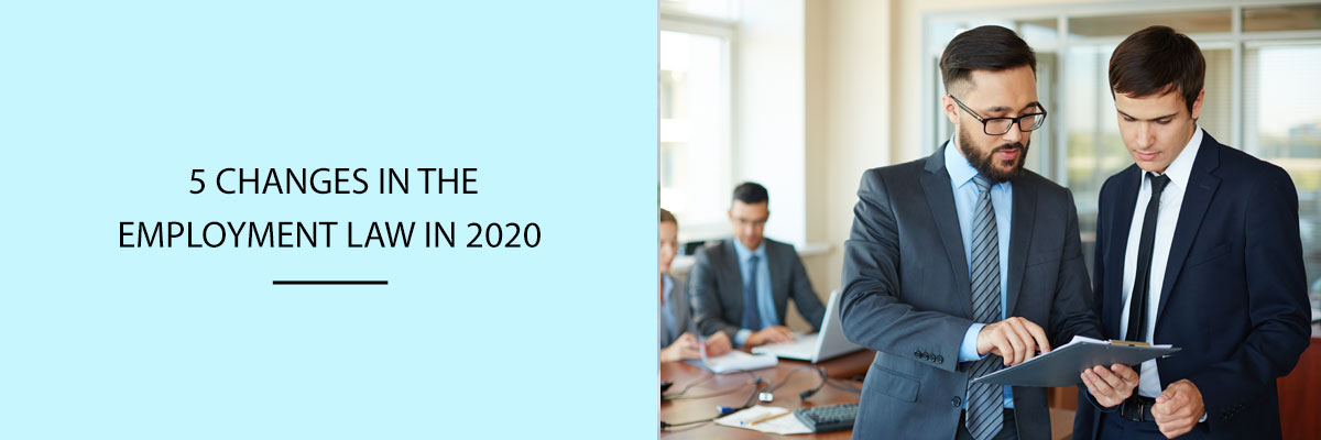 5-Changes-in-the-Employment-Law-in-2020
