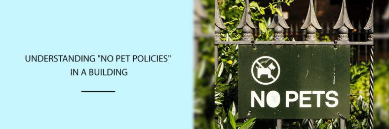 Understanding-No-Pet-Policies-in-a-Building