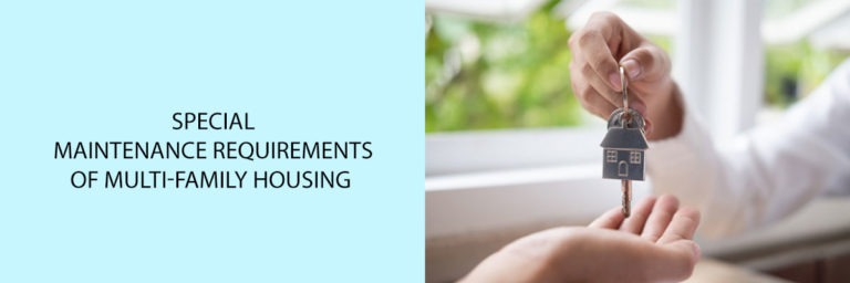 Special-Maintenance-Requirements-of-Multi-Family-Housing