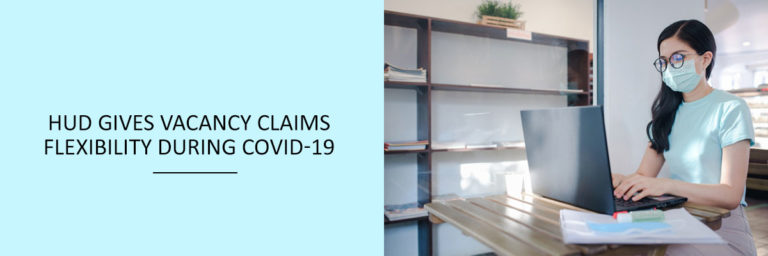 HUD-Gives-Vacancy-Claims-Flexibility-During-COVID-19