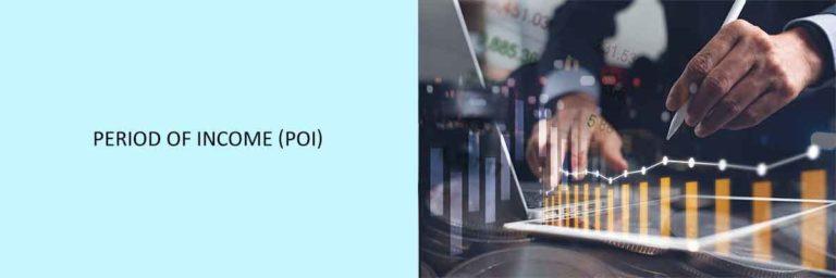 Period-of-Income-(POI)